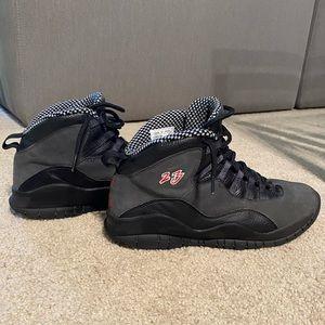 Nike Jordan 10 Retro 2007 Shadow Countdown Pack